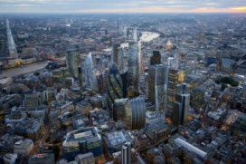 263 torens in Londen gepland voor dit jaar
