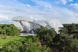 Museum voor Fondation Louis Vuitton