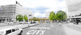 Luchtsingel wint Stadsinitiatief Rotterdam