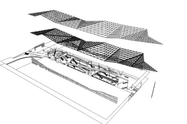Luxemburg tentoonstellingsgebouw Solar Plus