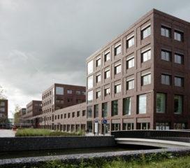 Maasstad ziekenhuis rotterdam de architect for Lombardijen interieur rotterdam