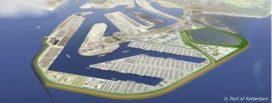 Nederland 2km groter