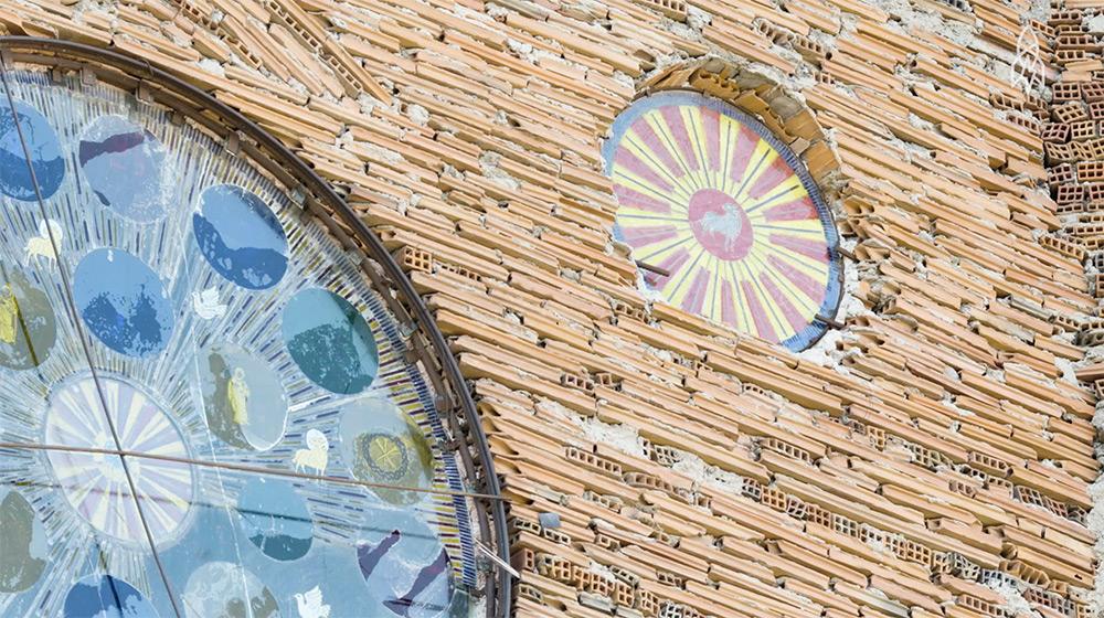 Selfmade kathedraal in Madrid - Apers - Opinie