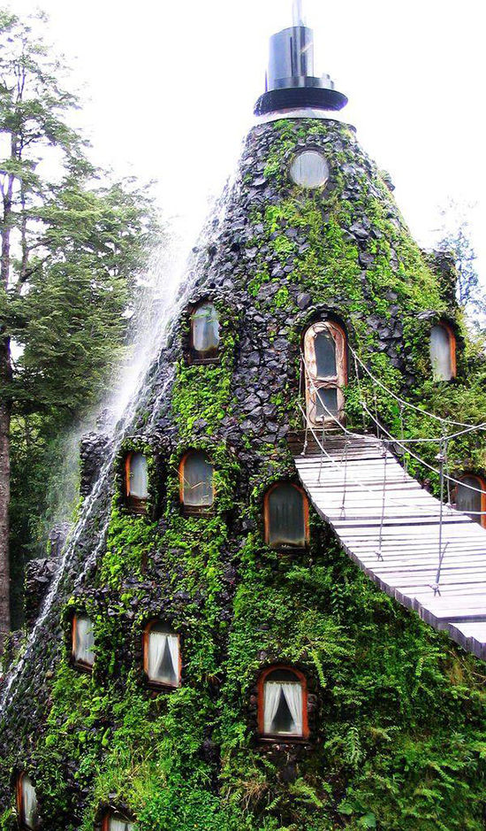 Magic Mountain Lodge / Opinie Daan Bruggink
