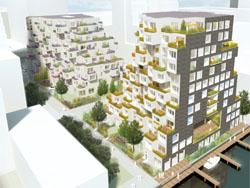 Start bouw huurwoningen Mahlerlaan ZuidAs