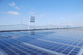 Lichte solaire modules