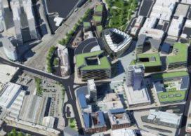 Mecanoo richt openbare ruimte NOMA Manchester in