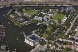 Agendatip: Debat op en over toekomst Marineterrein Amsterdam