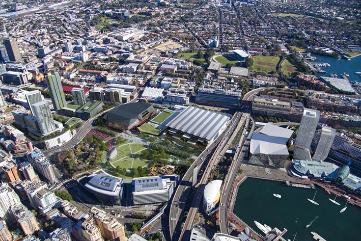 Masterplan Sydney