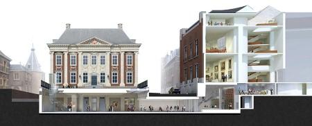 Mauritshuis Hans van Heeswijk Architecten