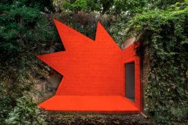 Villa Bloc inspiratiebron voor kunstenaars