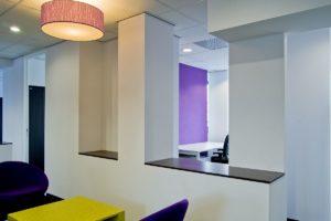 Kantoor MBO raad in Woerden door Bos Alkemade Architecten en Coen!