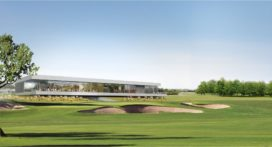 Clubhuis international Golf Club Schiphol nadert realisatie