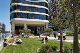 Gezondste kantoor ter wereld staat in Melbourne