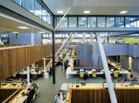 Ector Hoogstad ontwerpt nieuwbouw Natuur- en Scheikunde RU Groningen