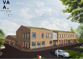 Multifunctionele school en wijkcentrum in Wijchen