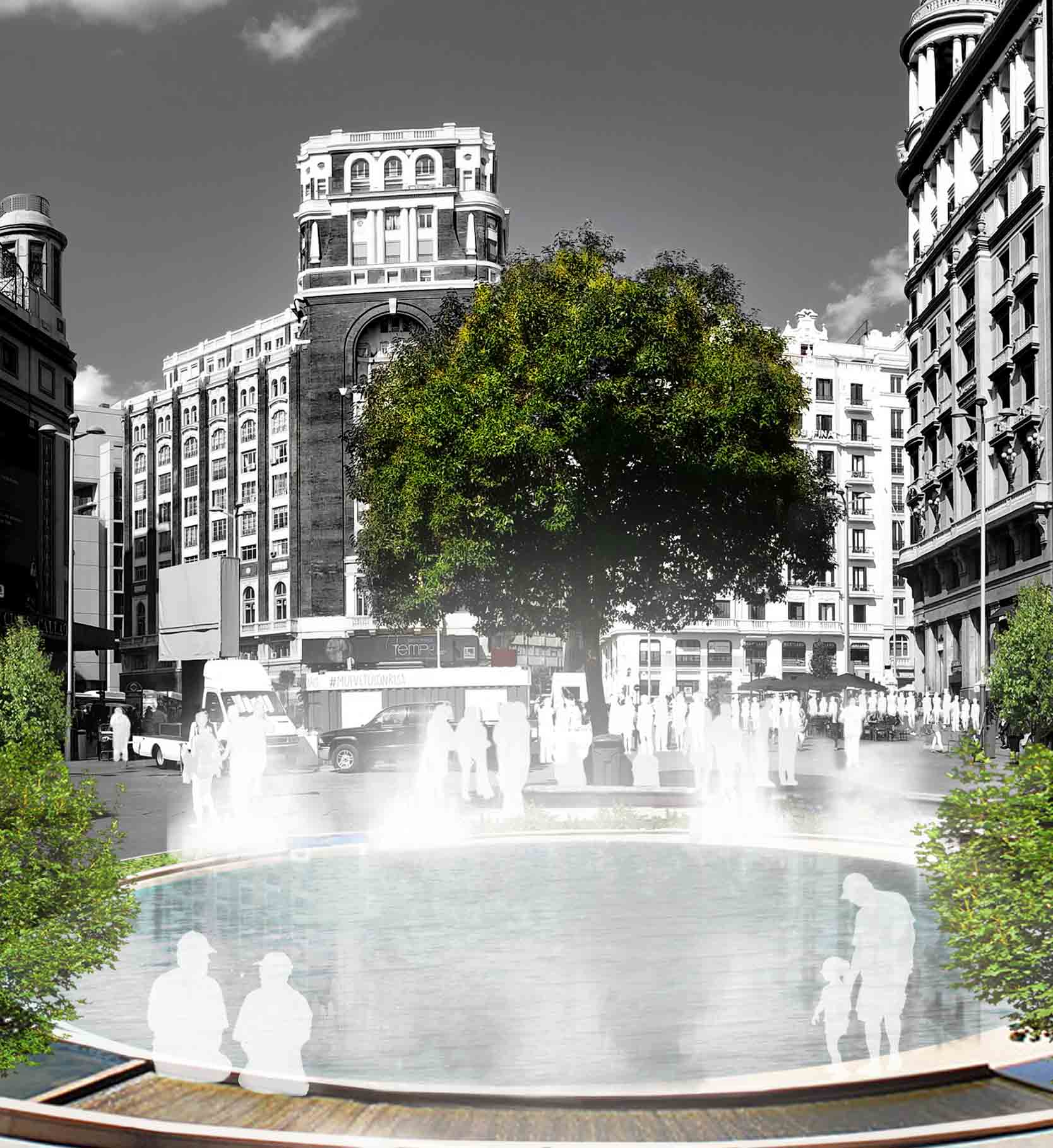 Render Ster van de Week - Groen Madrid