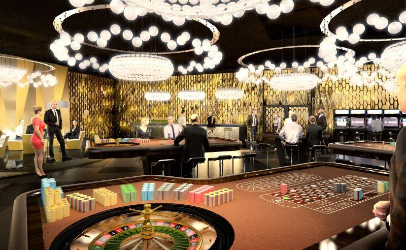 Render Ster van de Week - Casino Middelkerke door Buro Arch I+II