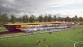 Nieuw trainingscomplex Feyenoord