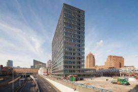 De Monarch I in Den Haag door KCAP Architects&Planners