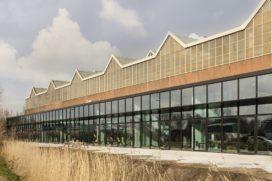 Werkspoorkathedraal Utrecht door Monk Architecten