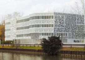 MVRDV transformeert mosterdfabriek in Dijon