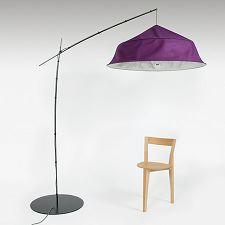 Lamp Fold up van Moustache door Bertjan Pot
