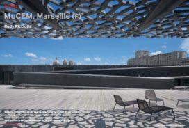 MuCEM in Marseille door Rudy Riciotti