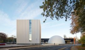 Museumplein Limburg in Kerkrade door SHIFT architecture urbanism
