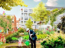 2DVW Architecten wint Jardin des Moineaux