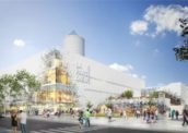 MVRDV transformeert Winkelcentrum in Lyon