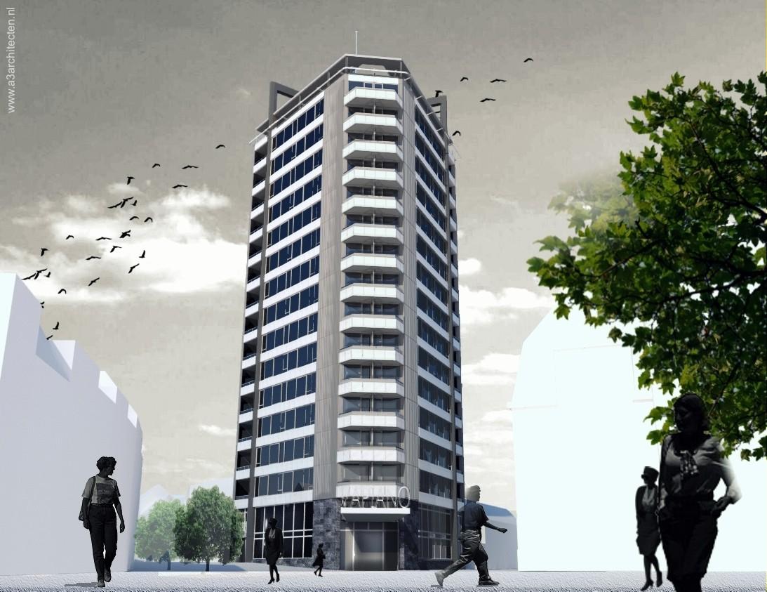 Neudeflat A3 Architecten