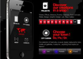Architectenbureau Naco lanceert eigen app