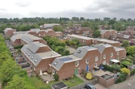 Renovatie Bloemkoolwijk Bornholm Hoofddorp