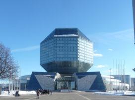 Prospekt Nezaletsjnasji in Minsk