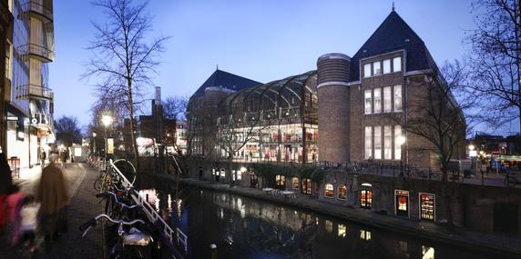 Rijnboutt Bibliotheek Neude Utrecht
