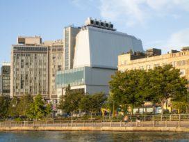Renzo Piano ontwerpt nieuw gebouw voor Whitney Museum New York