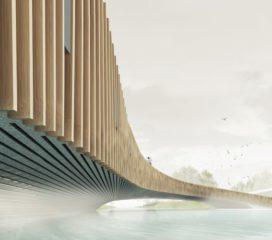 Diervriendelijke brug door NEXT Architects