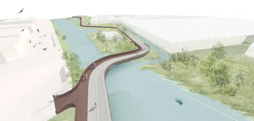 Vleermuisbrug_Vlotwaterbrug_Next Architects_Poelzone_Westland