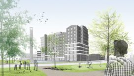 KAW wint renovatie De Meerpaal in Zaandam