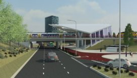 Station Nijmegen Goffert 2014 open