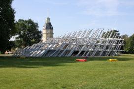 Een paviljoen als de stad