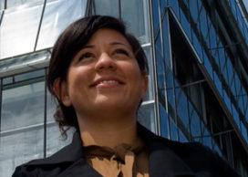 Anjelica Cicilia winnaar Building Passion Award 2009