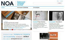 Nationaal Ontwerp Archief online