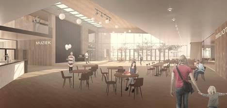 Cultuurcentrum de Nobelaer door TenBrasWestinga en Arup