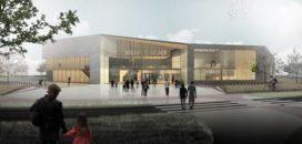Nieuwbouw theater en cultuurcentrum Etten Leur