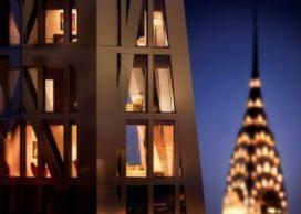 Eerste wolkenkrabber van Jean Nouvel in New York