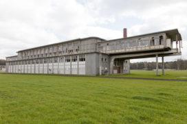 Kantinegebouw ENKA wordt opgeknapt