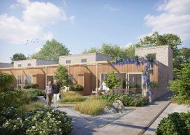 Inbo Architecten ontwerpt ParkEntree in Schiedam