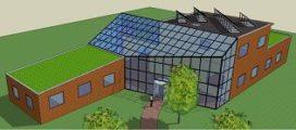Studenten ontwerpen innovatief recreatiecentrum
